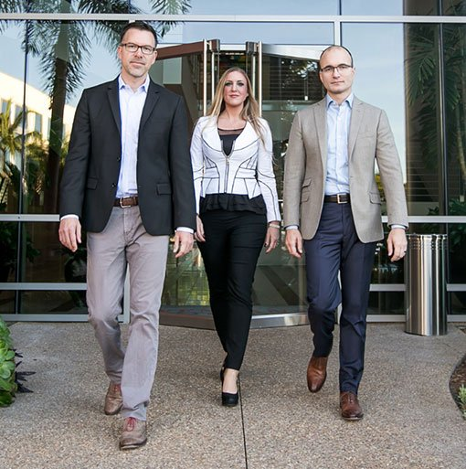 attorneys of albertson and davidson law firm in los angeles