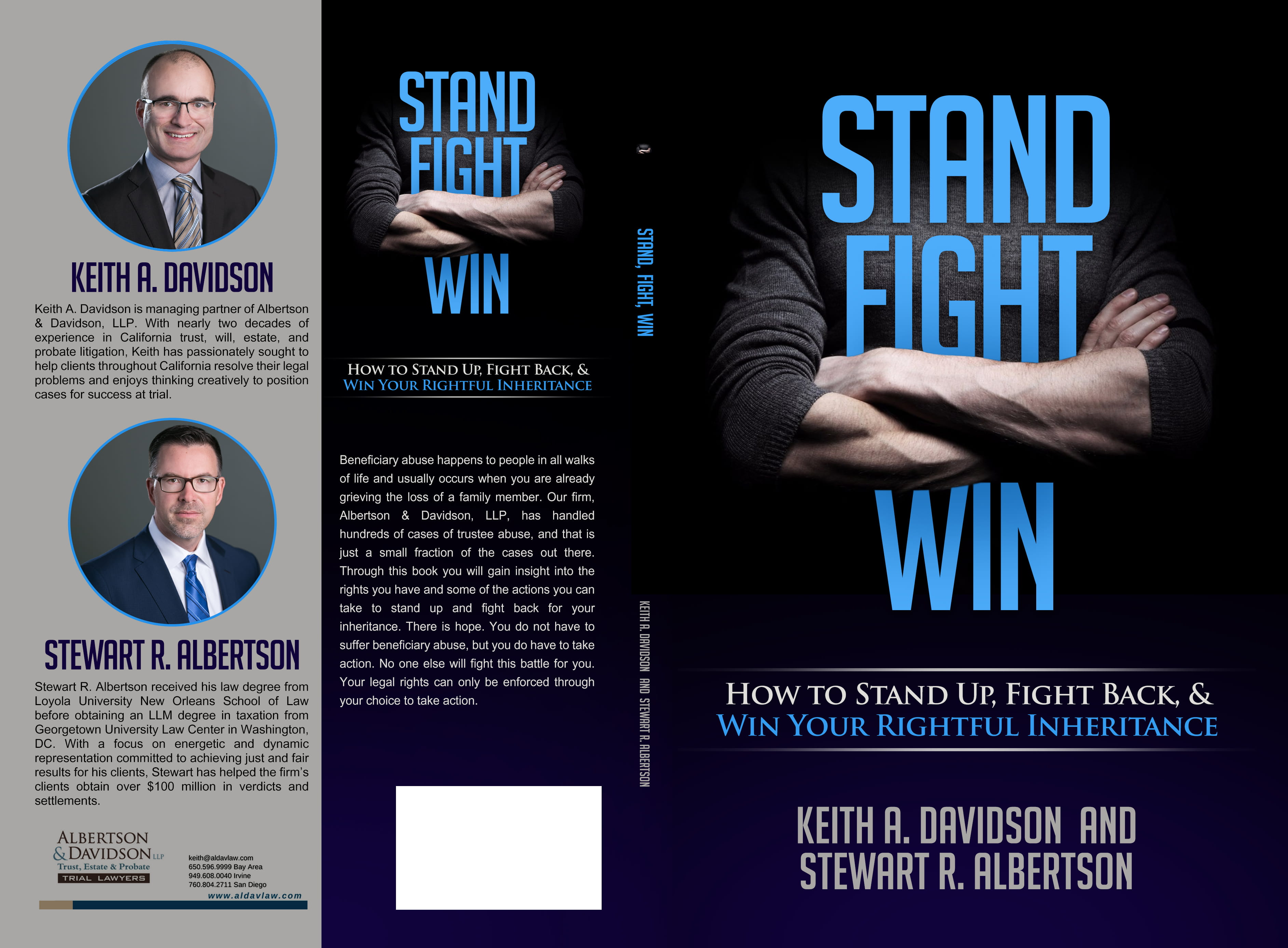 how to stand up, fight back & wind your rightful inheritance