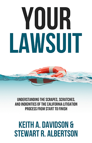 your lawsuit book