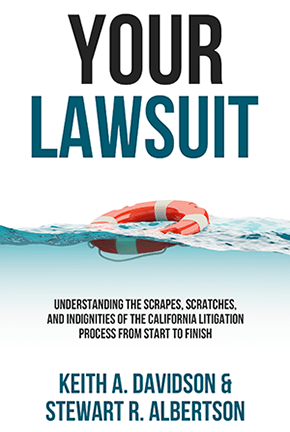 image cover of your lawsuit book