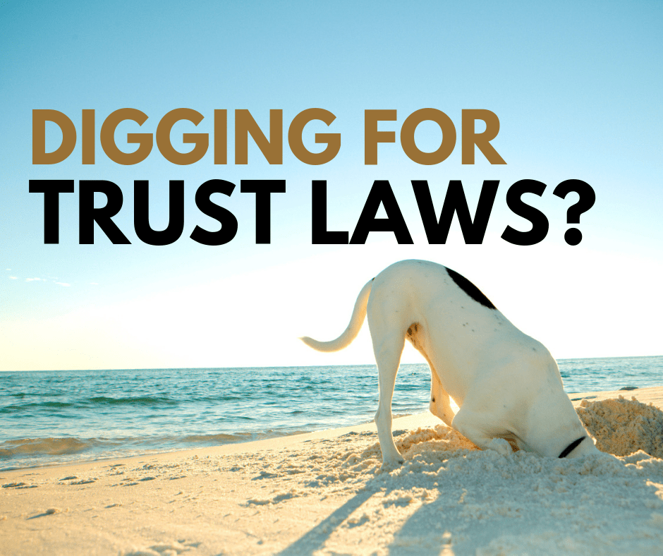 Where to find trust laws for your jurisdiction