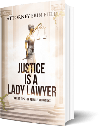 Justice Is a Lady Lawyer Book