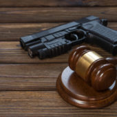 weapons charges attorney