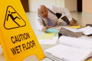 New York slip and fall attorney
