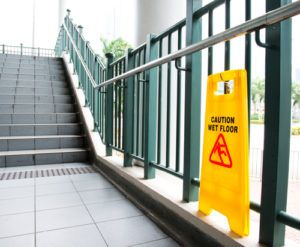 NYC Handrail Accidents