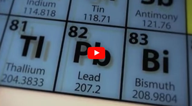 video lead poisoning