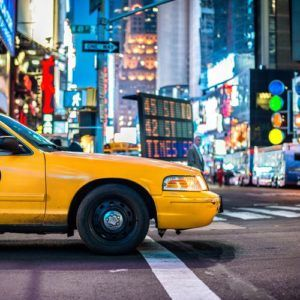 Yellow Cab in NYC bans alcohol advertisements