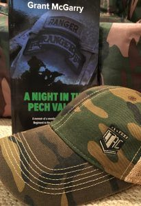 A night in the pech valley Book with the LTRC Cap
