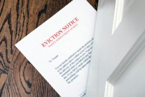 Facing Eviction? Bankruptcy Can Help