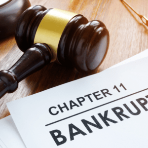 Reorganization Plan in Chapter 11 Bankruptcy