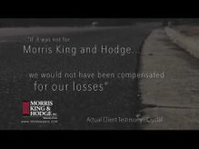 Morris King & Hodge Client Testimonial - Crystal