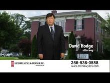 Attorney David Hodge | Distracted Driving PSA | Morris King & Hodge P.C.