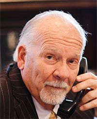 Morris, King & Hodge Attorney Harvey B. Morris - Our power morcellator attorney