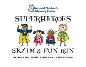 NCAC Fun Run Logo