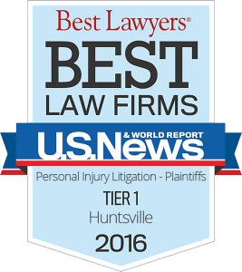 2016 Best Law Firms Logo