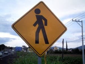 Rise In Pedestrian Fatalaties and Accidents
