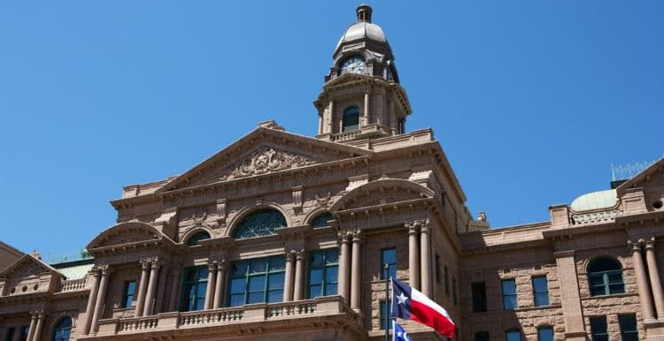 courthouse in fort worth texas