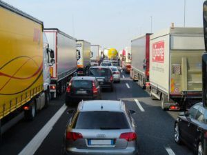 Truck Blind Spot Accidents | Tate Law Offices, P.C.