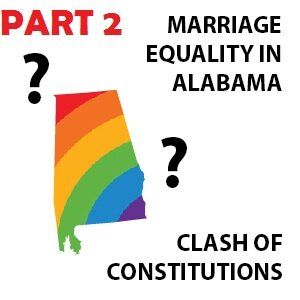Marriage Equality in Huntsville Alabama