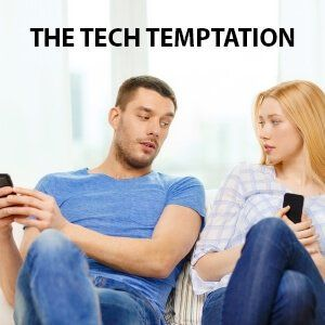 Technology use during marriage in Huntsville Alabama