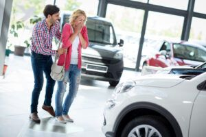buying a new car before divorce is risky. Talk to your Huntsville family lawyer for more information.