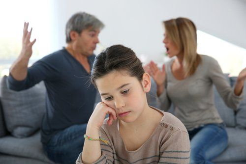 Your kids are top priority during a divorce