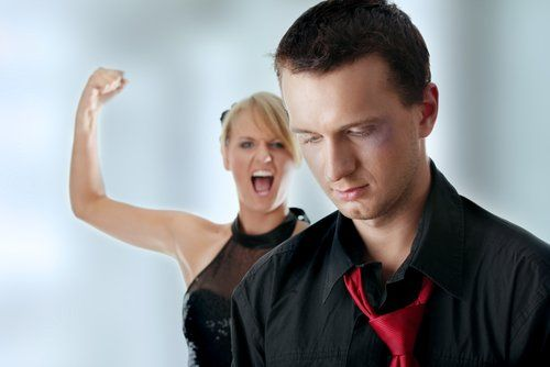Domestic Violence affects men too. Contact a Huntsville family law attorney at Leigh Daniel Family Law today!