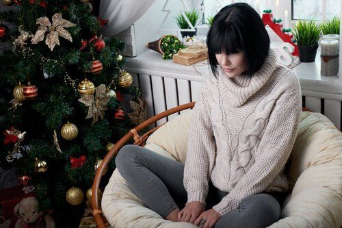 Alone on Christmas after Divorce