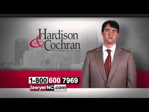Honored to Be Your North Carolina Workers' Compensation Lawyer - Hardison & Cochran