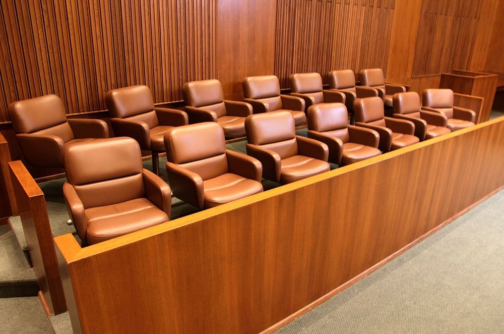 how juries are chosen