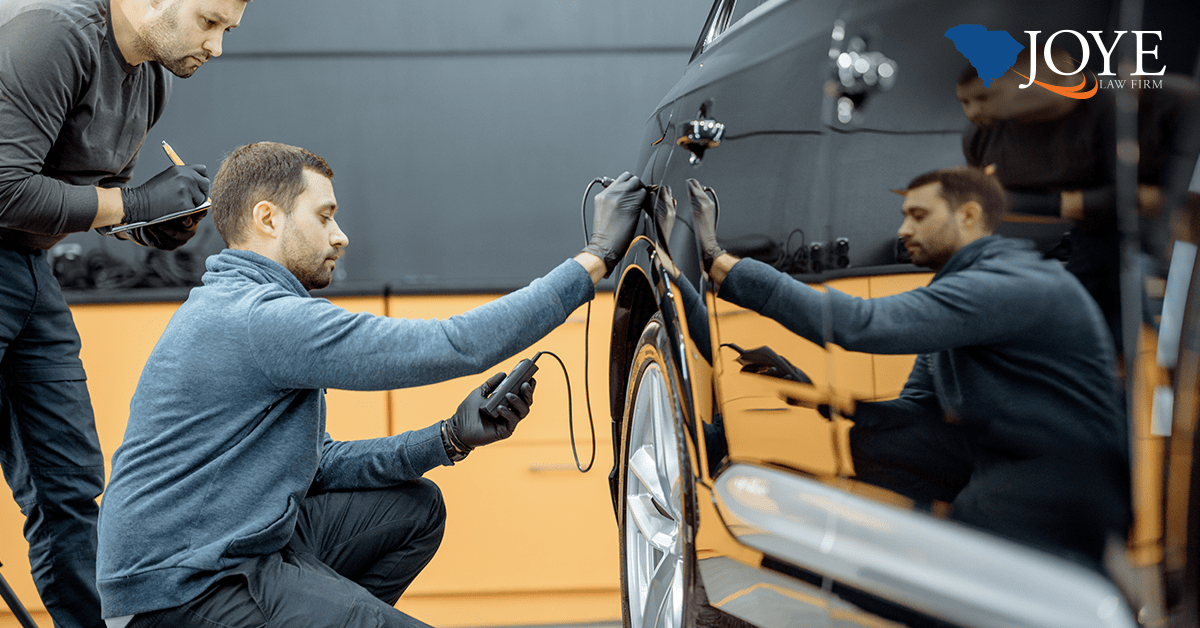 Can you choose your own body shop after a crash?