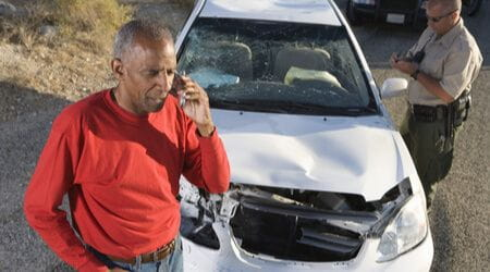 determining fault after car accident