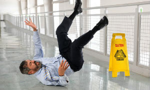 Our slip and fall attorneys in Brooksville FL discuss what it take to make a slip and fall case.