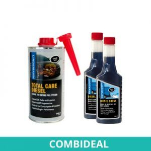 Lindemann Diesel Treatment Premium Bundle