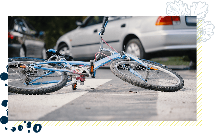 bicycle accident in Honolulu