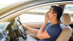 Driving While Tired Car Accident Lawyer - Recovery Law Center