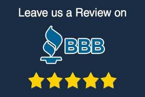 Leave us a BBB review