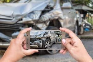 Why you should be taking accident scene photos