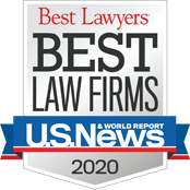 Best Lawyers Best Law Firms U.S. News & World Report 2020