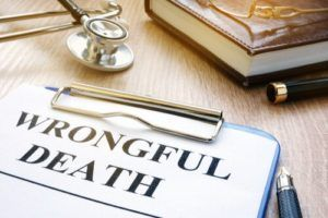 Hampton wrongful death lawyer