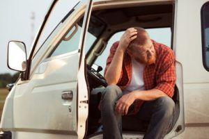 Drunk Truck Driver Accidents