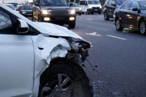 What are the leading cause of car accidents?