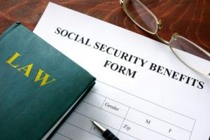 social security benefits form and payroll credits
