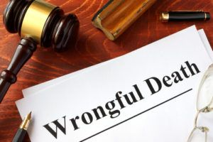 wrongful death law