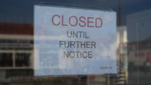 OKC business closed due to COVID-19