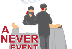 Indianapolis hospital never event