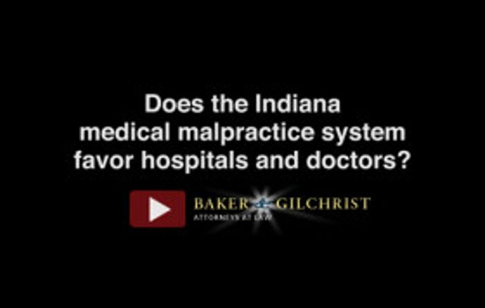 How to File a Medical Malpractice Lawsuit in Indiana | Baker & Gilchrist