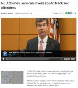 nc-attorney-general-unveils-app-to-track-sex-offenders
