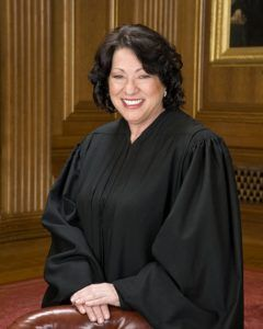 Justice Sotomayor's Recent Dissent in the case of Utah v. Strieff