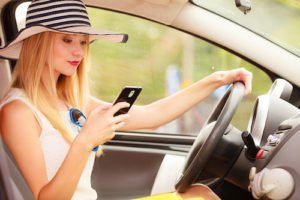 New Laws to Curb Use of Cell Phones While Driving